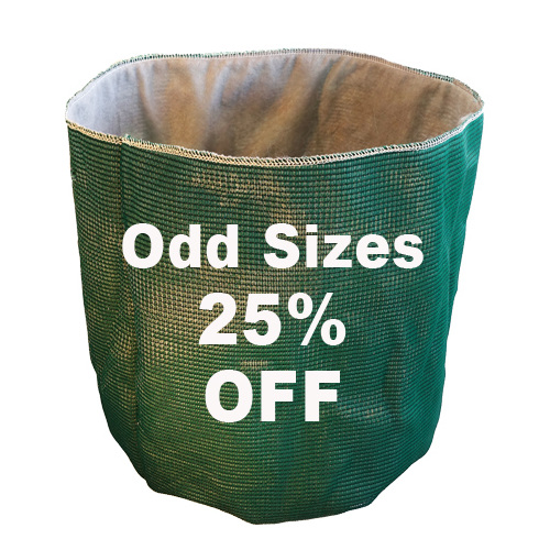 Odd Sized EverGrow Bags 25% discount
