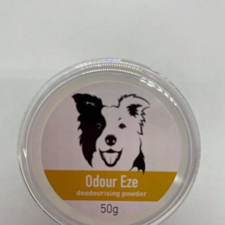 Odour Eze Deodorising Powder for Dogs (50g Shaker)