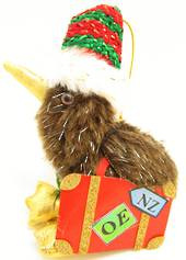 OE kiwi kiwiana Christmas decoration