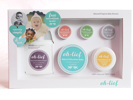 Oh-Lief Baby Box