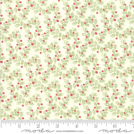 Oh What Fun Snow Holly Mistletoe 1799311