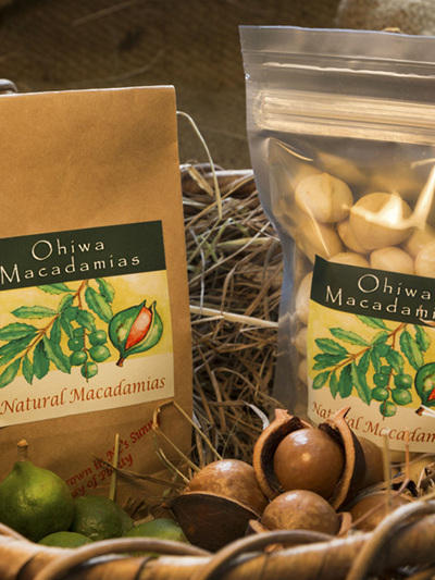 Natural Macadamia Nuts - 200g