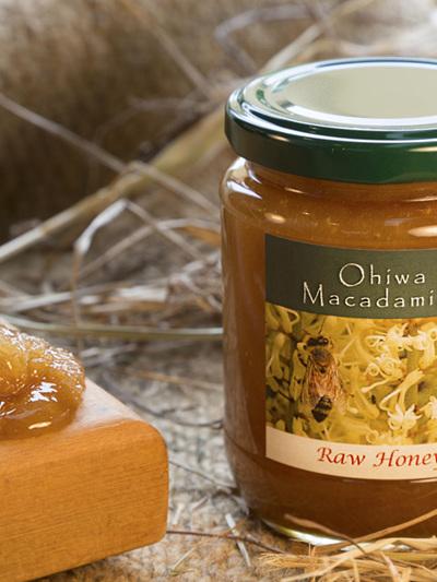 Pure Raw Macadamia Honey - 300g