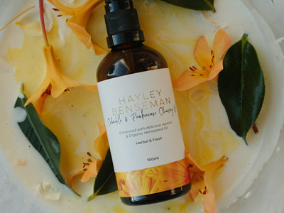 Calendula & Frankincense Cleansing Oil