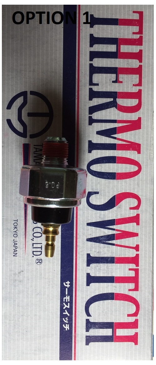 Oil Pressure Switches and Senders - NZ Datsun Parts