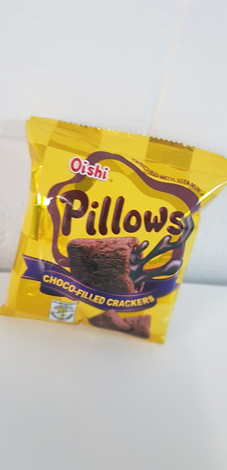 OISHI CHOCOLAT E PILLOWS