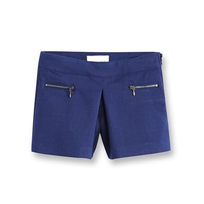 Okaidi Blue Chino shorts