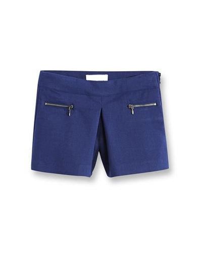 Okaidi Blue Chino shorts