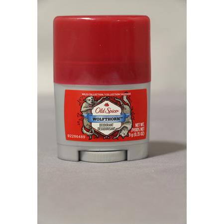 """Old Spice """"Wolfthorn """" Stick Deodorant 9g"""