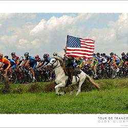 Olde Glory - 2004 Tour de France