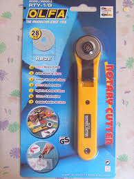 Olfa 28mm rotary cutter