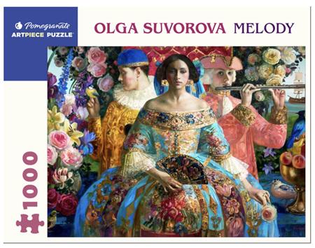 Olga Suvorova: Melody