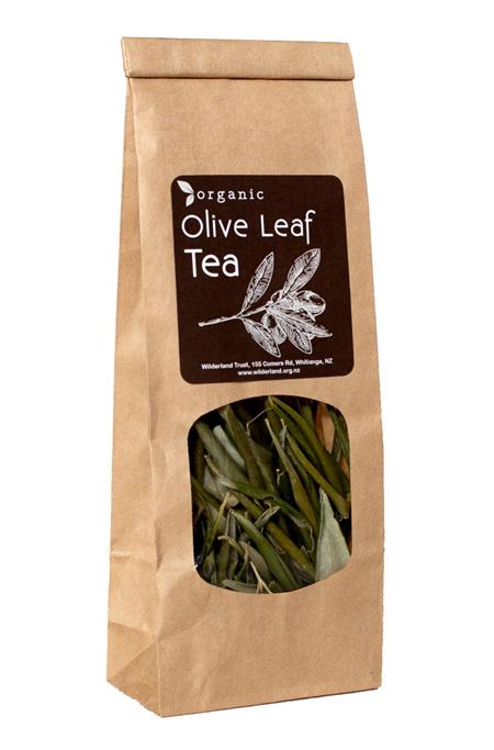 Olive Leaf Tea - 25g