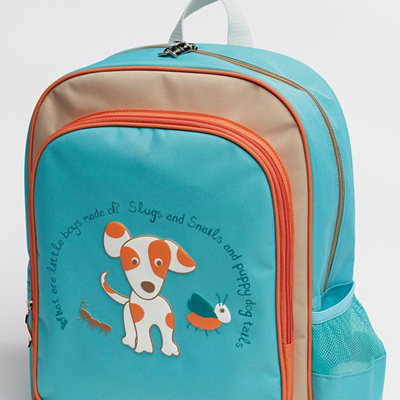 Oliver Puppy Large Back Pack