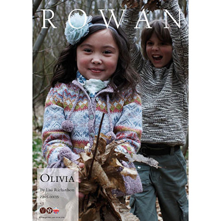 Olivia by Lisa Richardson