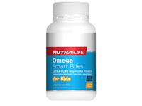 Omega Smart Bites - 60 Caps