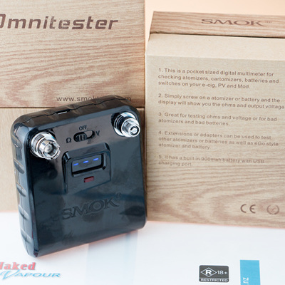 Omnitester by SMOK