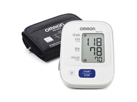 Omron HEM-7121 B P Monitor
