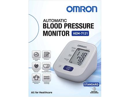 OMRON HEM7121 Standard BP Monitor