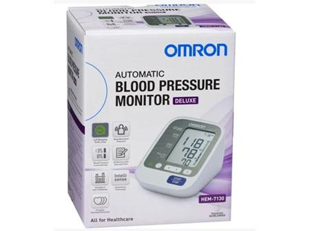 OMRON HEM7130 Deluxe BP Monitor