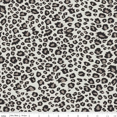 On Safari  - Leopard Grey