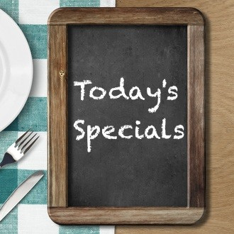 On Special!