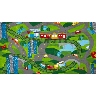On The Go - Play Mat Multi