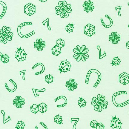 On the Lighter Side Lucky Green 191987