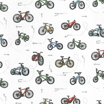 On Two Wheels - Bicycles