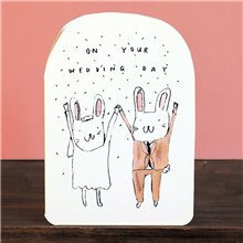 On Your Wedding Day - Rabbits
