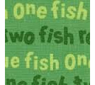 One Fish Two Fish 16330 Green