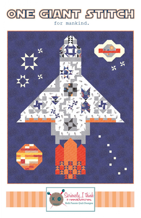 One Giant Stitch Quilt Pattern