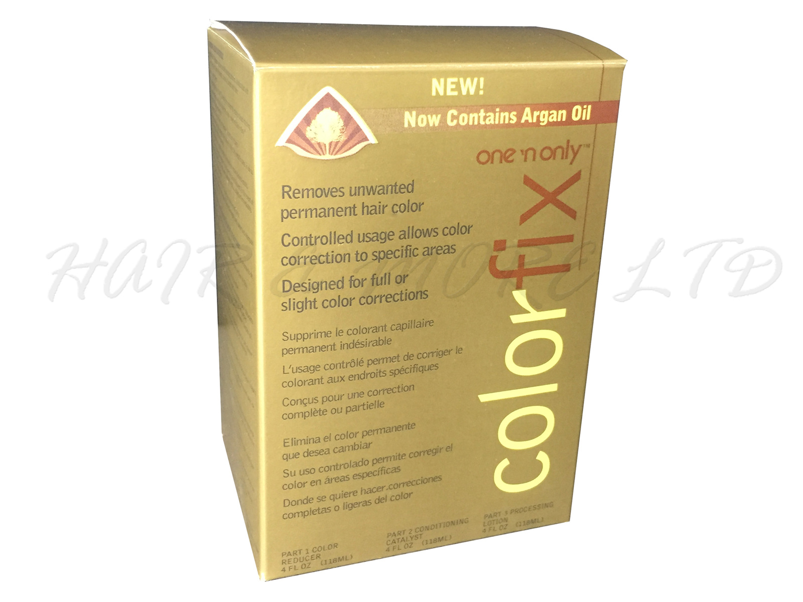 One N Only Colorfix Permanent Hair Colour Remover Kit