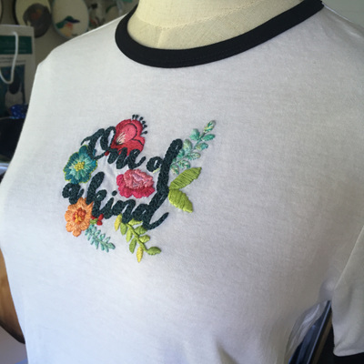 one of a kind tshirt