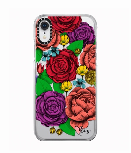 one only - iPhone XR case - superbloom