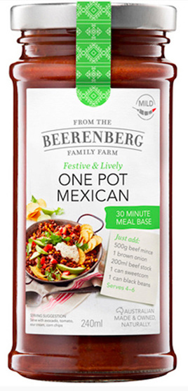 One Pot Mexican 30 Minute Meal Base - 240ml