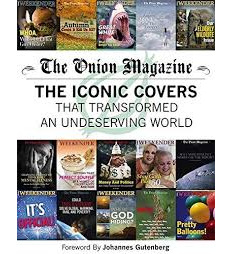 Onion Magazine: the Iconic Covers that Transformed an Undeserving World