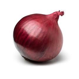 Onions Red Certified Organic Approx 500g