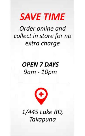 Online Pharmacy Takapuna