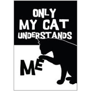 Only My Cat Fridge Magnet