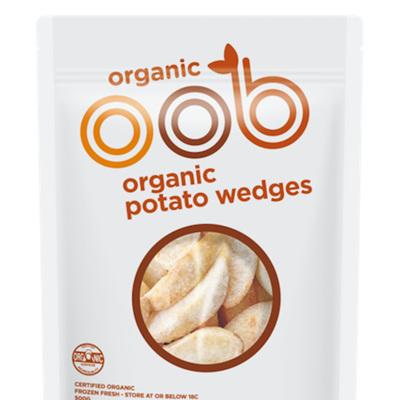 OOB Frozen Potato Wedges 500g