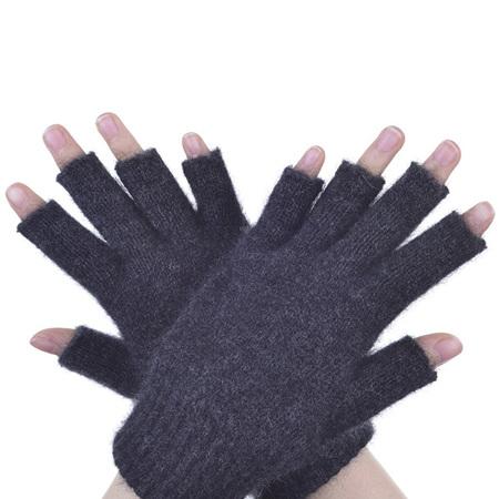 Open Finger Gloves