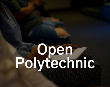 Open Polytechnic Trimester One