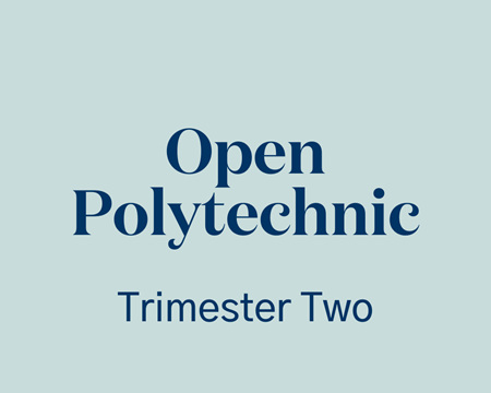 Open Polytechnic Trimester Two