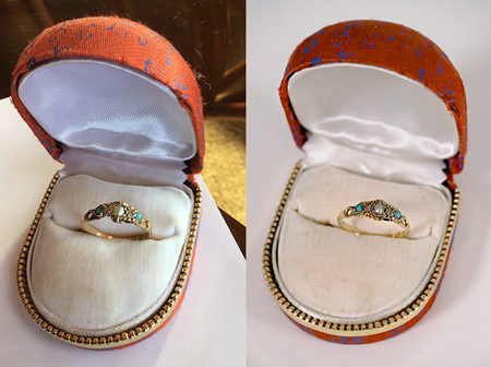 Operation Restoration: Almost 200-Year-Old Ring