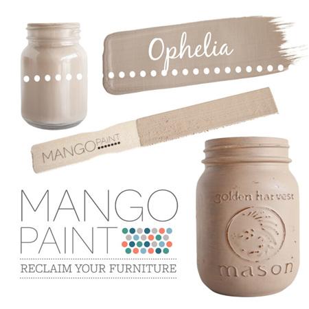 Ophelia Mango Paint