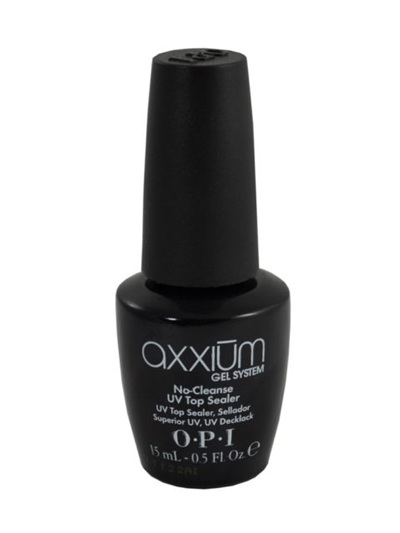OPI axxium No-Cleanse Top Coat