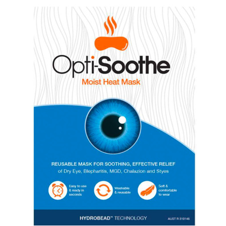 OPTI-SOOTHE MOIST HEAT MASK