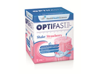 OPTIFAST VLCD Shake S/berry 12x53g