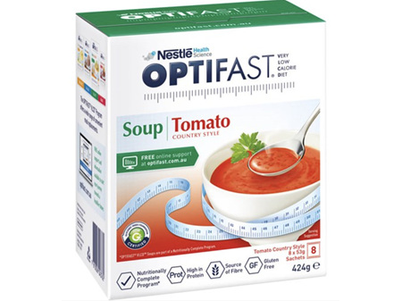 OPTIFAST VLCD Soup Tomato 8 x 53g